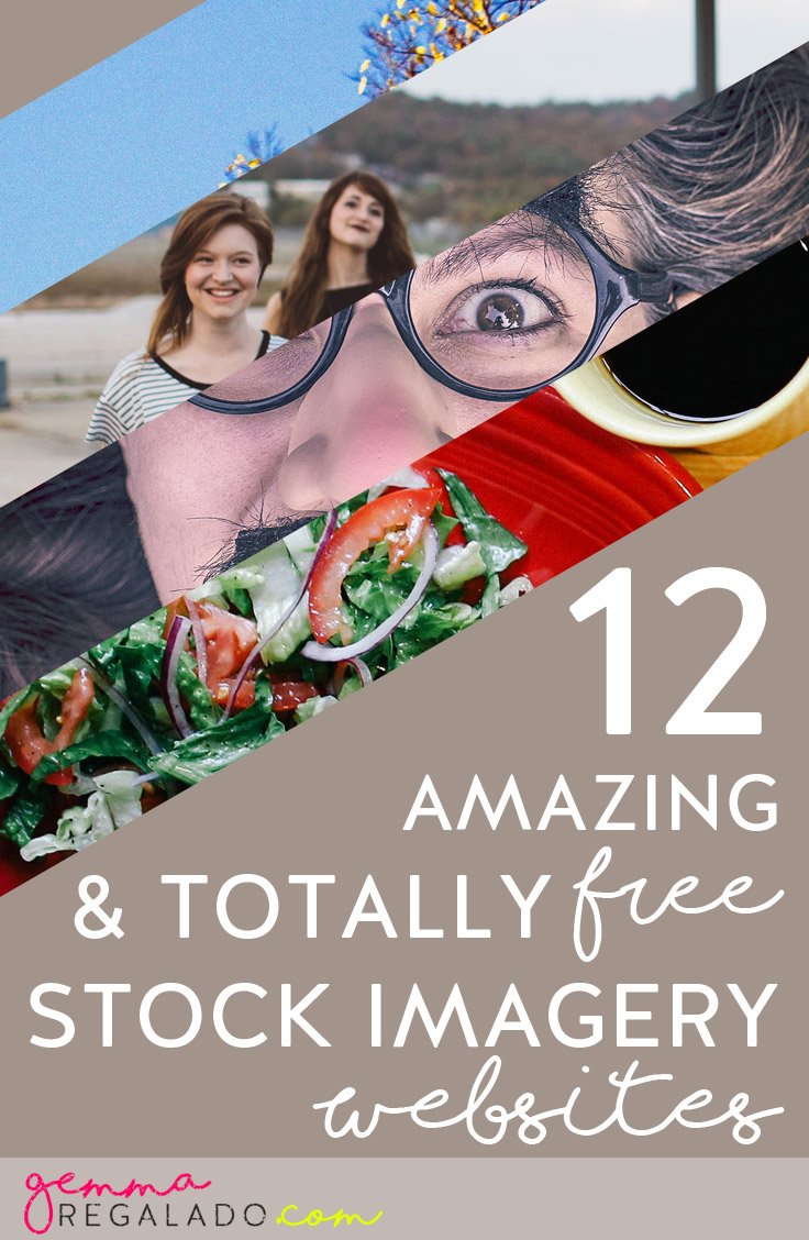 12 Amazing and totally free stock imagery websites