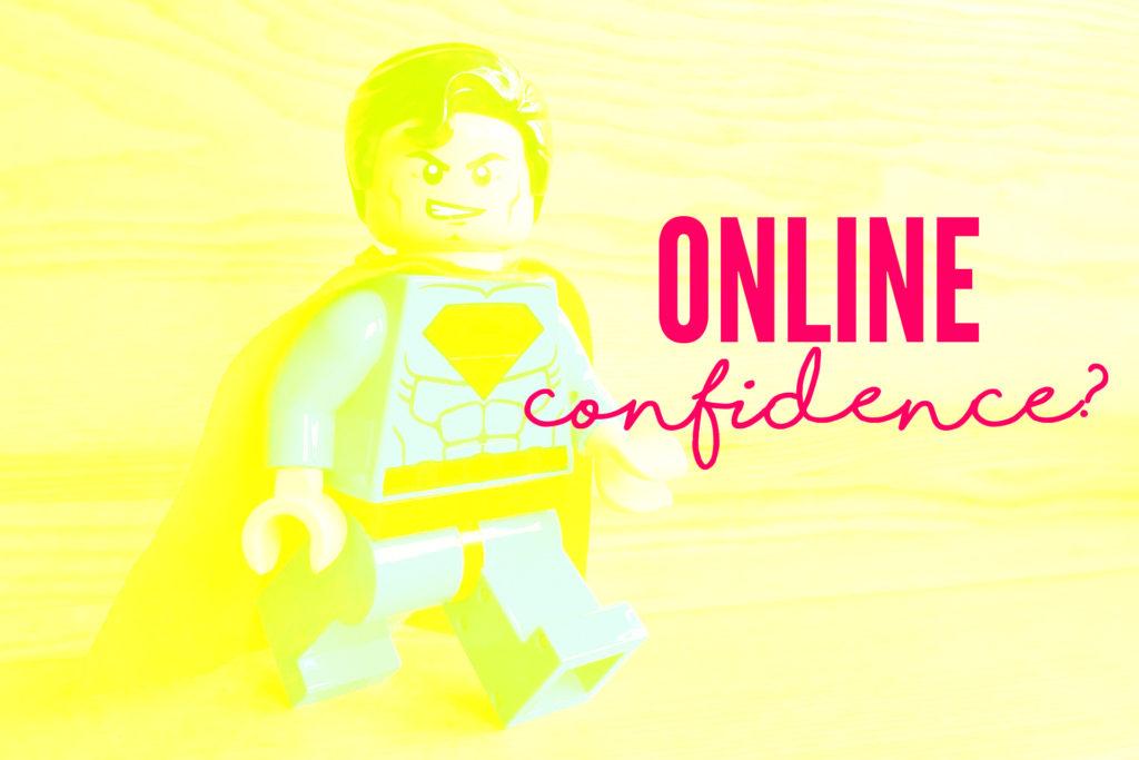 online confidence